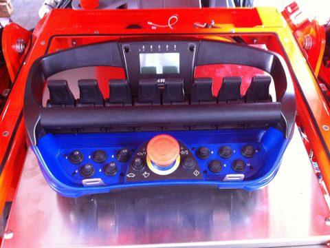 Radio Remote Control + 2 batteries