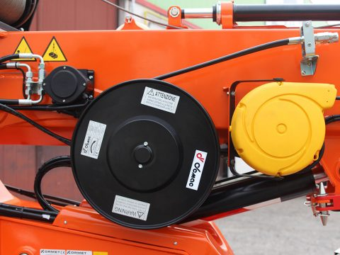 Hydraulic Extra Functions