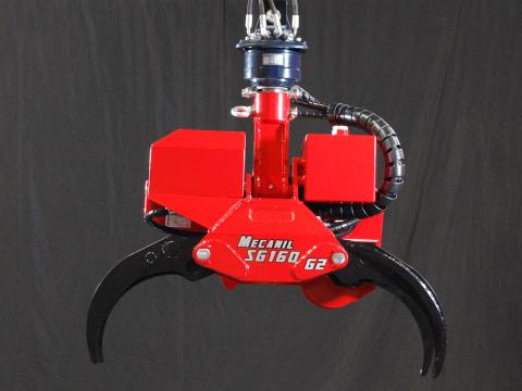 Mecanil Grapple Saw SG160RC G2