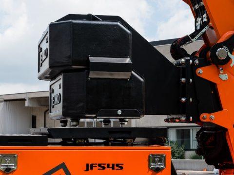 3.5 ton Counterweight