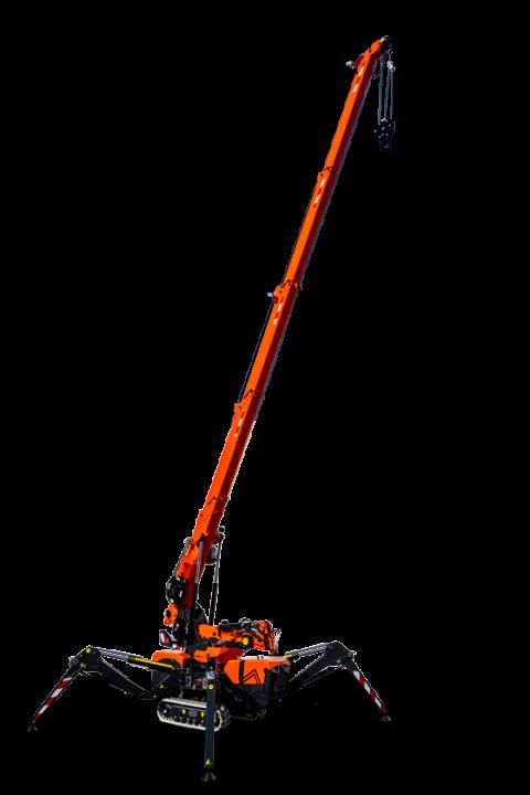 mini crane j-connect jekko