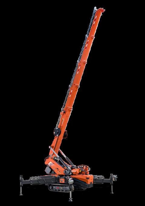 spider crane jekko
