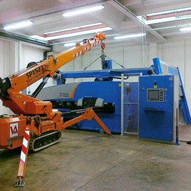Industry:Industrial maintenance